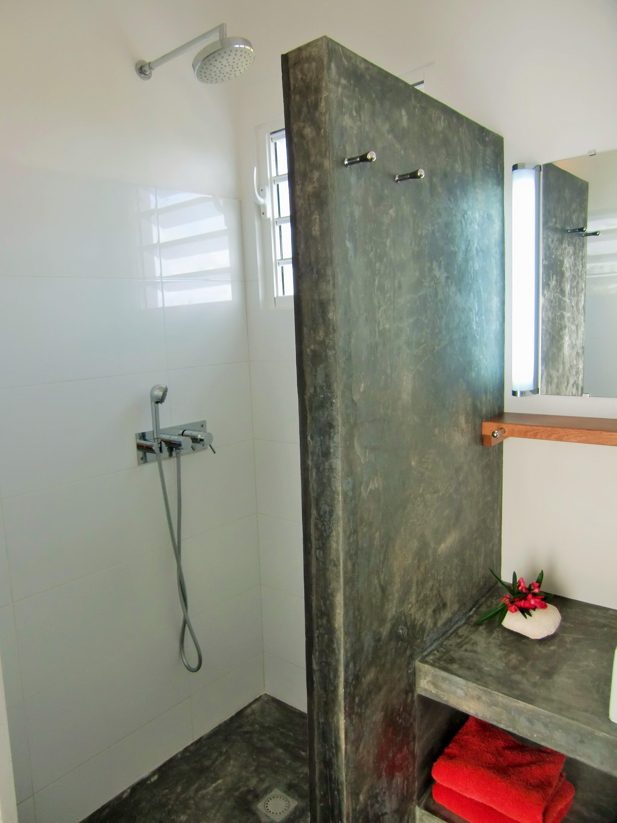 Every bedroom has a modern design ensuite full bathroom