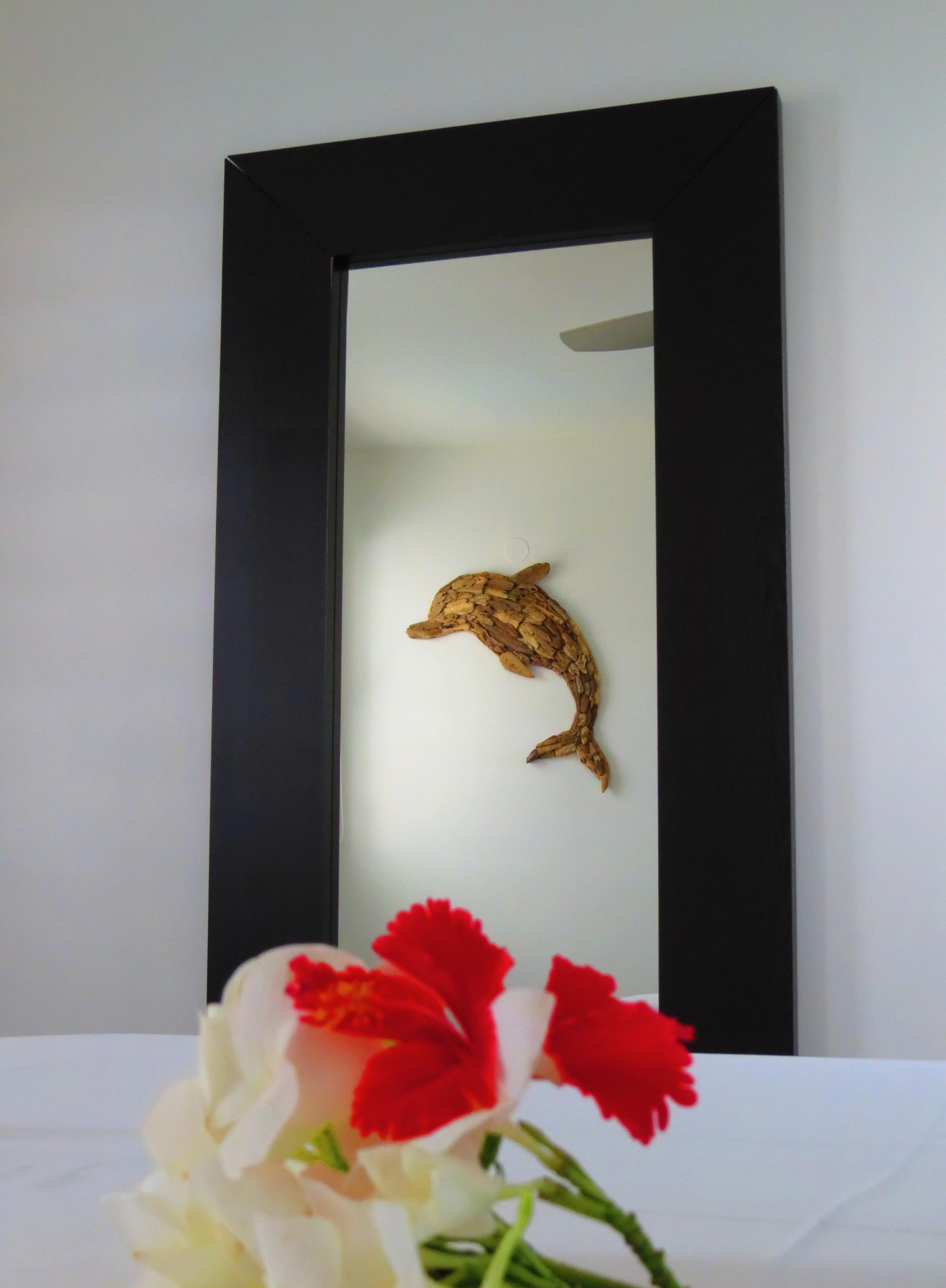 Driftwood art master suite